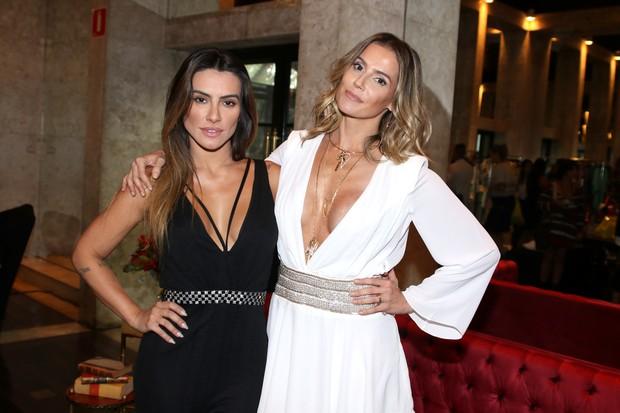Cleo Pires e Deborah Secco (Foto: Thiago Duran/AgNews)