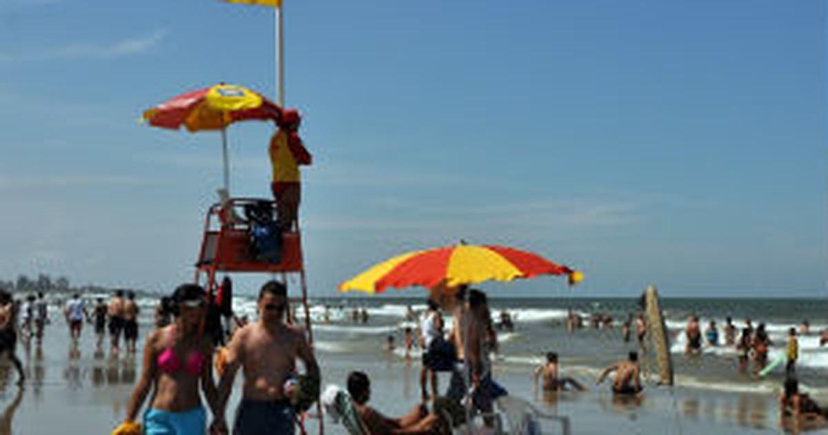 Bombeiros resgatam 554 banhistas em menos de 1 mês no litoral ... - Globo.com