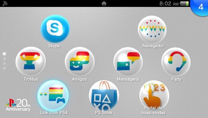 Abra o app e conecte o portátil (Foto: Divulgação)
