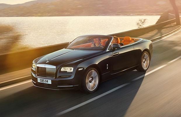 Rolls-Royce Dawn (Foto: Divulgação)
