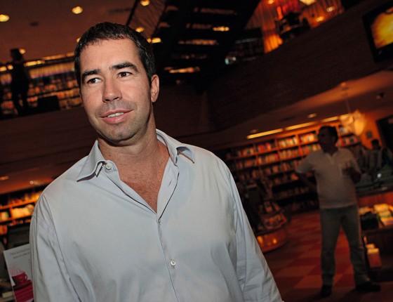 O empresáio Henrique Constantino, da GOL (Foto:  Zanone Fraissat/Folhapress)