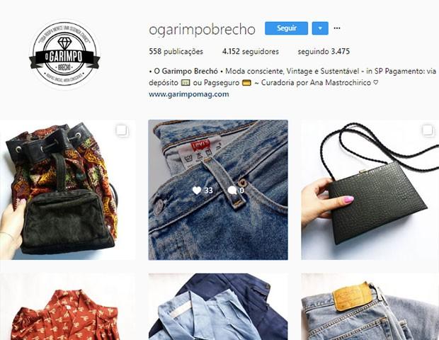 944c5b7a5cc 8 brechós de Instagram para você garimpar o seu próximo look - Marie ...