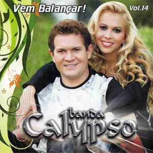 CD 'Vem balançar!', do Calypso (Foto: Divulgação)