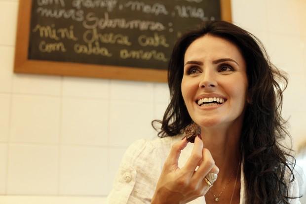 Lisandra Souto posa para o EGO (Foto: Marcos Serra Lima / EGO)