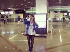 Em rede social, Fani admite cansaço logo no começo da semana
