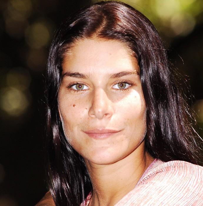 Em 2005, Priscila viveu a índia Serena na novela Alma Gêmea (Foto: CEDOC/TV Globo)
