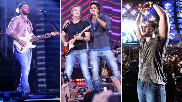Os shows do Sintonize foram gravados no festival Villa Mix Goiânia (Foto: Rubens Cerqueira/Globo)
