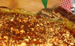 Pizza de p de moleque (Foto: Festa Junina)