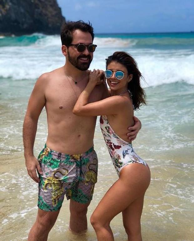 Paula Fernandes e amigo (Foto: Reprodução/Instagram)