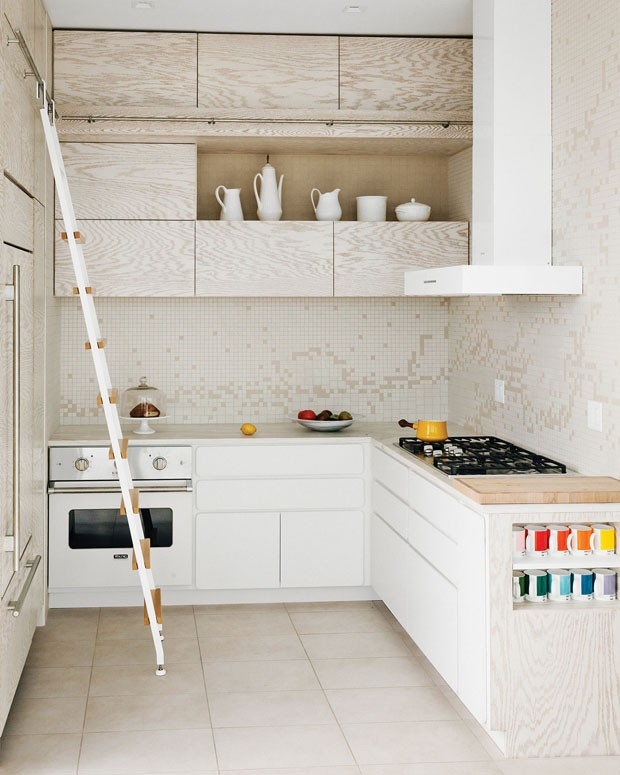 Whitewashed Wood Floors Yes Or No: Mudanças Na Cozinha? Confira Dicas Sobre Azulejos E Armários