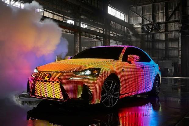 Lexus Lit IS F-Sport (Foto: Divulgação)