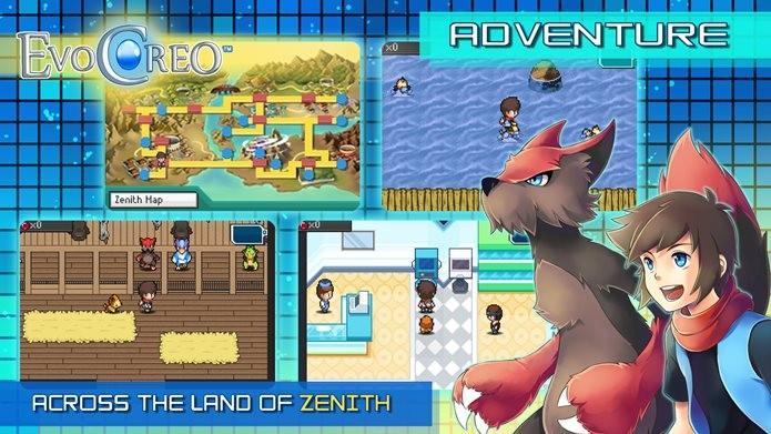 Game pega emprestado elementos de Pokémon, mas entrega uma aventura original (Foto: Divulgação / Ilmfinity)