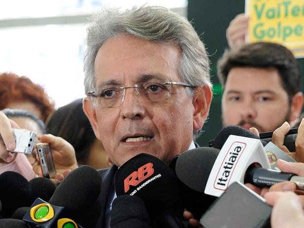 Deputado Pauderney Avelino, líder do DEM (Foto: Alex Ferreira/Câmara dos Deputados)