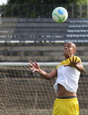 Alex Silva no Brasiliense (Foto: Claudio Reis / BrasilienseFC)