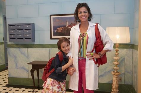 Letícia Braga e Carol Futuro (Foto: Divulgação )