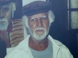 D.J. Oliveira morreu em setembro de 2005, em Luziânia, Goiás (Foto: Reprodução/TV Anhanguera)
