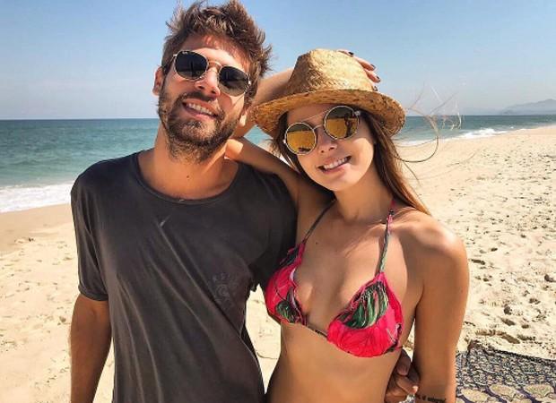 Rodrigo Ferri e Giovanna Lancellotti (Foto: Reprodução/Instagram)