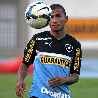 Rogério Botafogo (Foto: Vitor Silva / SSPress)