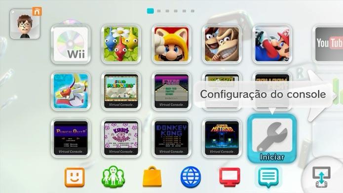 Wii U: aprenda a fazer downloads mesmo que o console esteja desligado (Foto: Reprodução/Murilo Molina)
