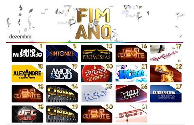 Rede Globo Eptv Fique Por Dentro Da Programacao Especial Da Eptv Neste Fim De Ano