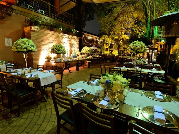 Casamentos em restaurante: Praça São Lourenço (Foto: Divulgação)