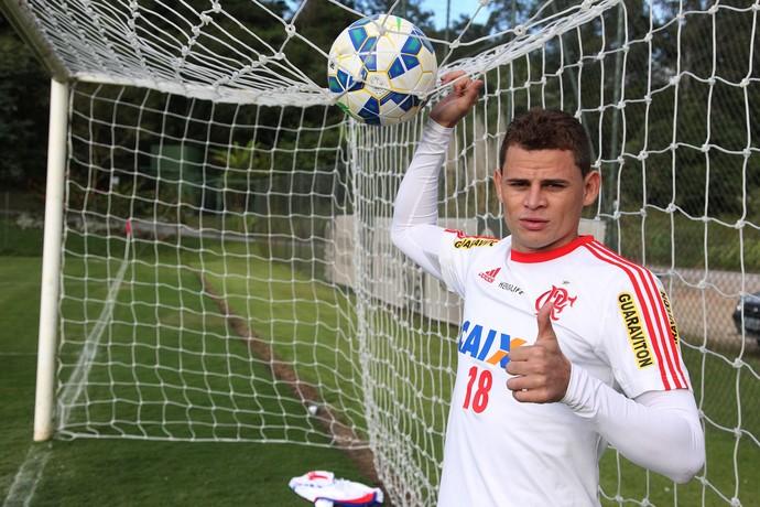Jonas, Flamengo (Foto: Gilvan de Souza / Flamengo)