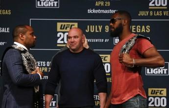Cormier: luta contra Jones só pode ser co-evento principal de card com Conor
