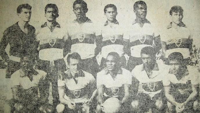 campinense 100 anos, Campinense, time de 1964 (Foto: Acervo / Campinense Clube)