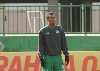 andré paulino chapecoense (Foto: Divulgação/Associação Chapecoense de Futebol)