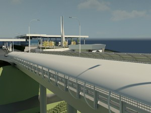Custo da obra de reforma e revitalização da Ponte da Amizade é estimado em R$ 10 milhões pagos pelo Dnit (Foto: Codefoz / Divulgação)