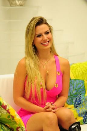 Fernanda BBB (Foto: João Cotta/TV Globo)