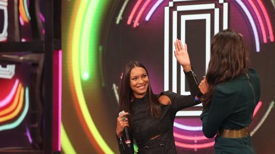 Lais Ribeiro diz que fez participação em clipe de Anitta por intermédio de amigo