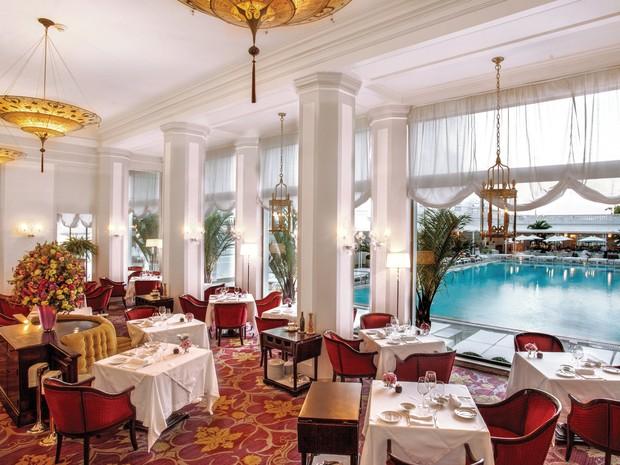 Restaurante Cipriani no Copacabana Palace está com reservas esgotadas para Dia dos Namorados (Foto: Divulgação/Belmond Copacabana Palace)