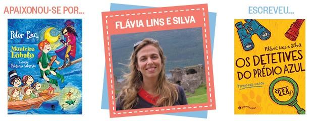 Flávia Lins e Silva (Foto: Divulgação)