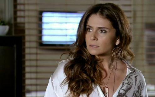 """Giovanna Antonelli, a Helô de """"Salve Jorge"""" (Foto: Reprodução)"""