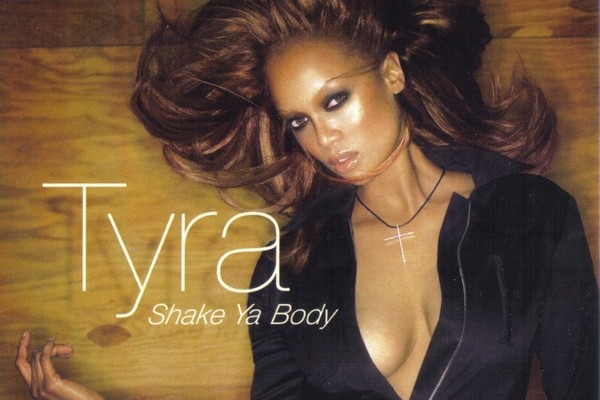 Tyra Banks - 'Shake Ya Body' (Foto: Divulgação)