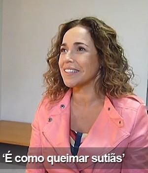 Daniela Mercury fala após assumir casamento com outra mulher (Reprodução)