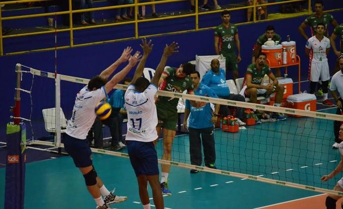 São José Vôlei Campinas Superliga (Foto: Tião Martins PMSJC)