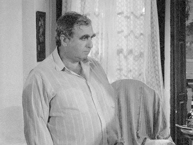 Elias Gleizer em Fera Radical, 1988 (Foto: Geraldo Modesto/Tv Globo)