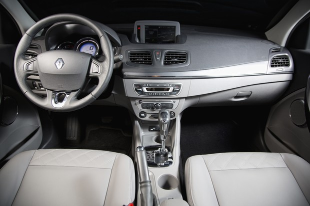 Renault Fluence (Foto: Fabio Aro)