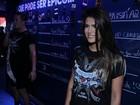 Antonia Morais curte Rock in Rio e  diz: 'Não estou solteira, nem namorando'