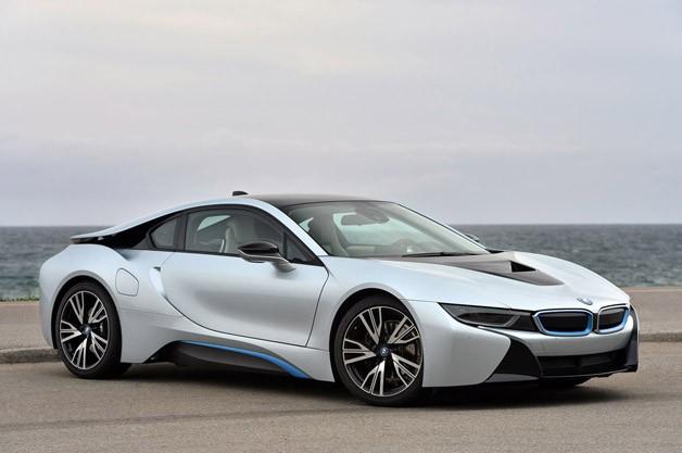 BMW i8 (Foto: Reprodução)