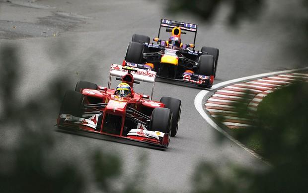 Felipe Massa treino F1 Canadá (Foto: Getty Images)