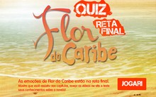 Teste seus conhecimentos sobre a novela (Flor do Caribe / TV Globo)