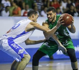 Macaé x Bauru, playoffs, NBB, Léo Meindl (Foto: Caio Casagrande/Bauru Basket)