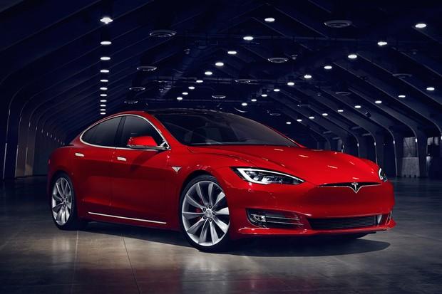 Tesla Model S 2017 (Foto: Divulgação)