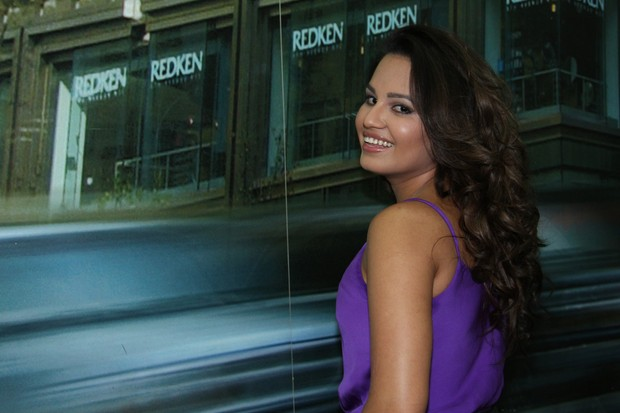 Natália Sarraff, filha da cantora Joelma,  (Foto: Thais Aline/ Ag Fio Condutor)