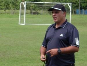 Paulo de Freitas, técnico do Morrinhos (Foto: Divulgação/Site oficial de Paulo de Freitas)