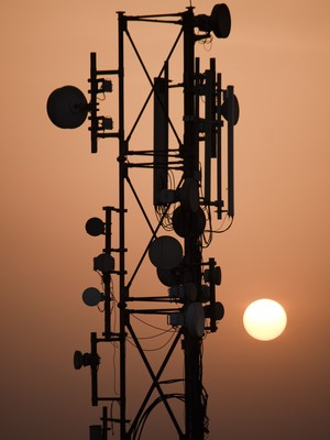 Torre de telecomunicações (Foto: SXC)