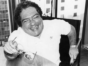 O cantor em imagem de 1987 (Foto: Juvenal Pereira/Estadão Conteúdo)